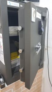 cambiamos cerraduras de cajas fuertes