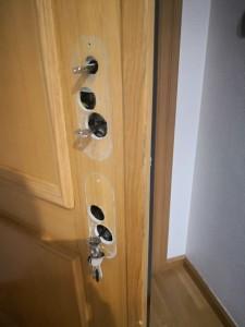 Cerraduras para puertas acorazadas en San Vicente del Raspeig